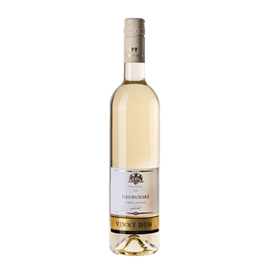 Vinný dům Neuburské 2016 jakostní bílé víno s přívlastkem polosuché 750 ml