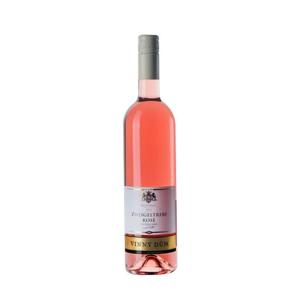 Vinný dům Zweigeltrebe Rosé 2016 pozdní sběr polosladké 750 ml