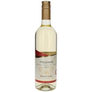 Vinný dům Frizzante Muškát Moravský 2016 750 ml