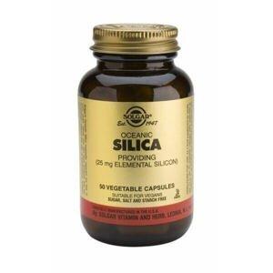 Solgar Oceanic Silica 25 mg 50 kapslí