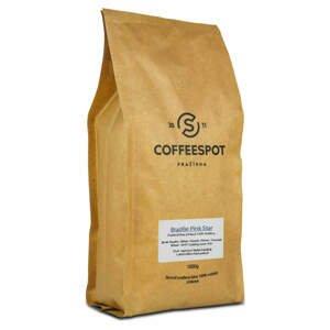 Coffeespot Brasil Pink Star 1000 g