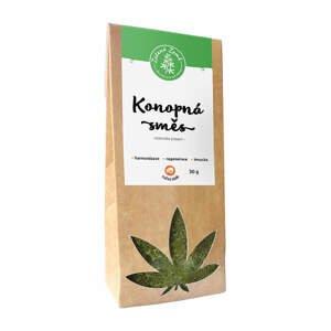 Zelená země Konopný čaj - sypaný 30 g