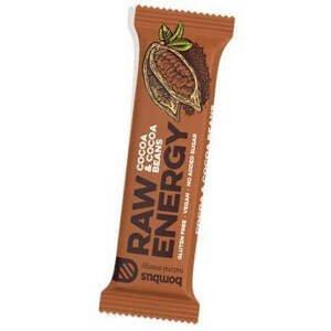 Bombus RAW Energy kakao a kakaové boby 50 g
