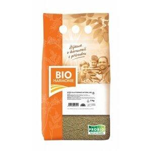 Bioharmonie Rýže kulatozrnná natural 3000 g