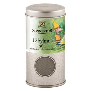 Sonnentor Sůl 12-ti bylinná BIO 75 g