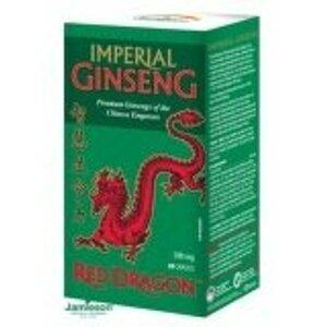 Jamieson Císařský ženšen Red Dragon™ 500 mg 60 tablet
