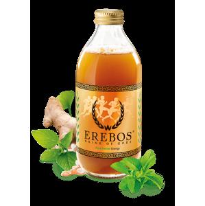 Erebos Dry Přírodní energetický nápoj bez cukru 330 ml