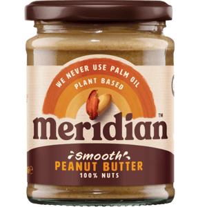 Meridian Arašídové máslo jemné 280 g