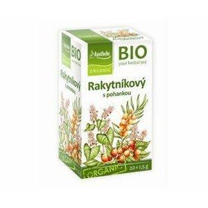 Apotheke BIO Rakytníkový čaj s pohankou 20 x 1,5 g