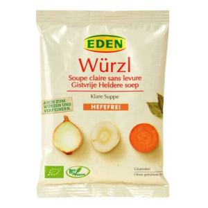 EDEN Bujon zeleninový WÜRZL bez droždí BIO 250 g