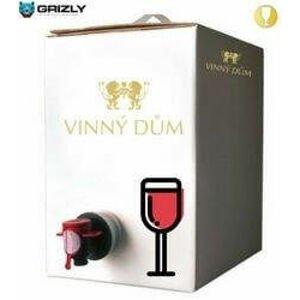 Vinný dům Tramini 2019 bílé víno, polosladké BAG IN BOX 5 l