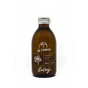 Nominal Za studena lisovaný olej lněný ZE STODOLY 250 ml