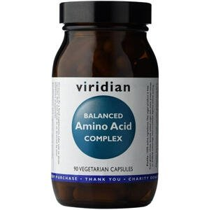 Viridian Balanced Amino Acid Complex 90 kapslí