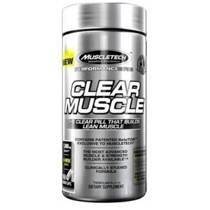 MuscleTech Clear muscle 168 kapslí