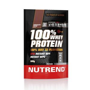 Nutrend 100% Whey Protein 500 g - čokoláda