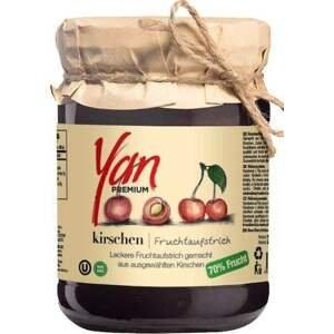YAN Premium Višňová marmeláda 300 g
