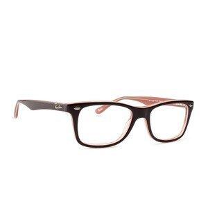 Ray-Ban 0Rx5228 8120 50 Dioptrické brýle