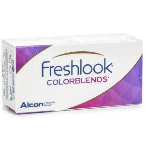 FreshLook ColorBlends (2 čočky) - dioptrické Freshlook Měsíční čočky barevné sférické