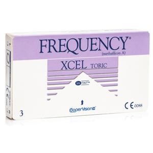 Frequency Xcel Toric (3 čočky) Frequency Měsíční čočky torické
