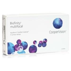 Biofinity Multifocal (3 čočky) Biofinity Kontinuální čočky silikon-hydrogelové multifokální