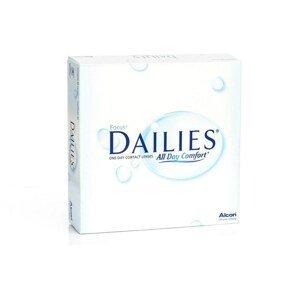 Focus Dailies All Day Comfort (90 čoček) Dailies Jednodenní čočky sférické pro sport