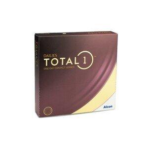 Dailies Total 1 (90 čoček) Dailies Jednodenní čočky silikon-hydrogelové sférické pro sport