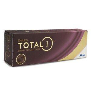 Dailies Total 1 (30 čoček) Dailies Jednodenní čočky silikon-hydrogelové sférické pro sport