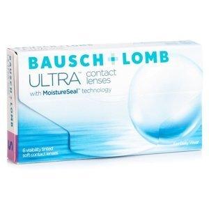 Bausch + Lomb Ultra (6 čoček) Ostatní kontaktní čočky Měsíční čočky sférické