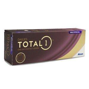 Dailies Total 1 Multifocal (30 čoček) Dailies Jednodenní čočky silikon-hydrogelové multifokální
