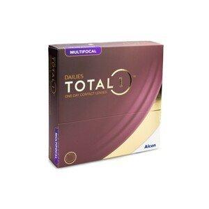 Dailies Total 1 Multifocal (90 čoček) Dailies Jednodenní čočky silikon-hydrogelové multifokální