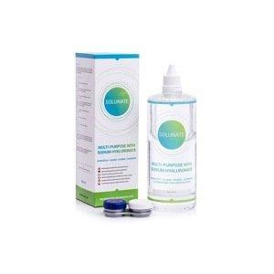 Solunate Multi-Purpose 400 ml s pouzdrem Solunate roztoky pro kontaktní čočky