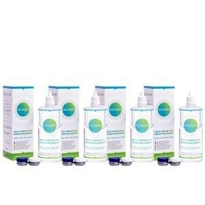 Solunate Multi-Purpose 4 x 400 ml s pouzdry Solunate roztoky pro kontaktní čočky