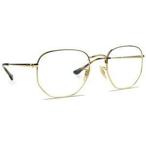 Ray-Ban Hexagonal Optics 0Rx6448 2500 51 Dioptrické brýle