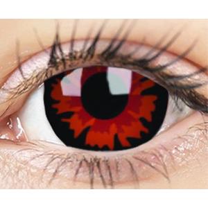 ColourVUE Crazy Lens (2 čočky) nedioptrické - Volturi ColourVUE Čtvrtletní čočky barevné sférické