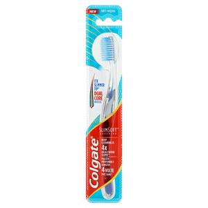 Colgate Slim Soft Advanced měkký zubní kartáček