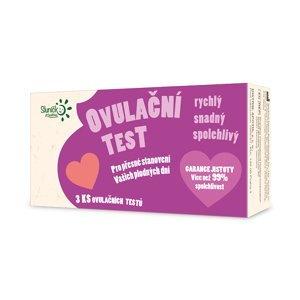 Healthies Ovulační test 3v1