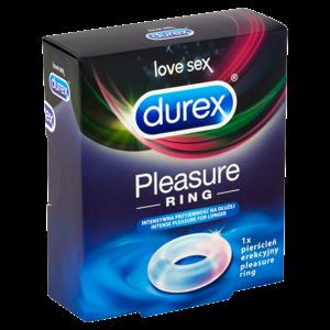 Durex Pleasure Ring kroužek rozkoše