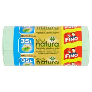 Fino Eko Natura rozložitelné odpadkové pytle 35l 30 ks