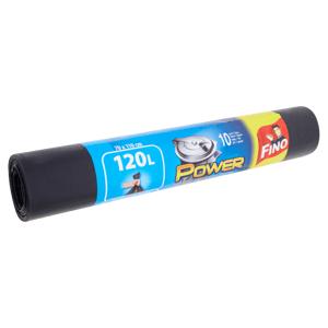 Fino Power Pytle na odpadky extra silné 120l 10 ks