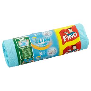 Fino Ultra Pytle na odpadky zatahovací 60l 8 ks