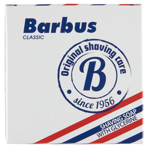 Barbus Classic mýdlo na holení s glycerinem 150g