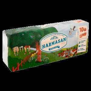 Harmasan Toaletní papír 2 vrstvy 10 ks