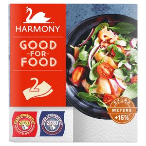 Harmony Good for Food papírové utěrky 2 vrstvy 2 ks
