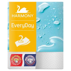 Harmony Absorbent Praktik kuchyňské utěrky 2 vrstvy 2 ks