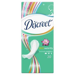 Discreet Multiform Waterlily Intimky 20 ks