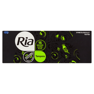 Ria Super Plus tampóny 16 ks