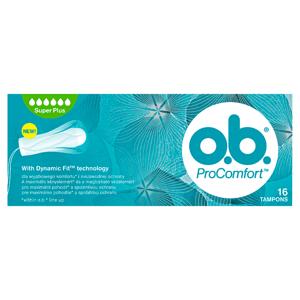 O.B. ProComfort Super Plus tampony 16 ks