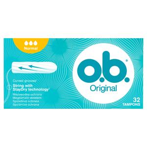 O.B. Original Normal tampony 32 ks