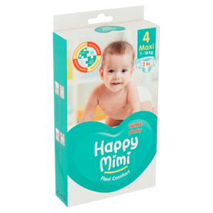 Happy Mimi Flexi Comfort dětské plenky 4 maxi 2 ks