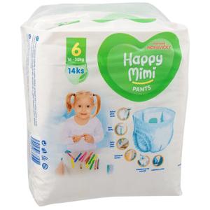 Happy Mimi pants 6 16-30kg (14ks/fol)